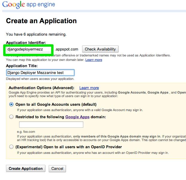 create_appengine_project