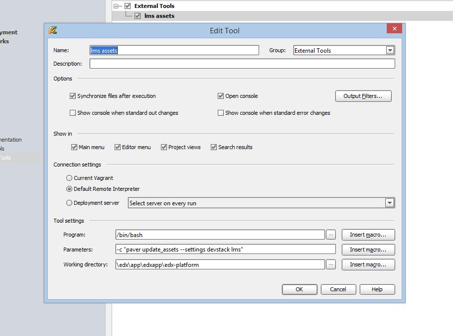 Open edX devstack on Windows 8