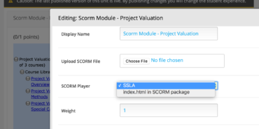 Getting SCORM content into Open edX with the SCORM XBlock